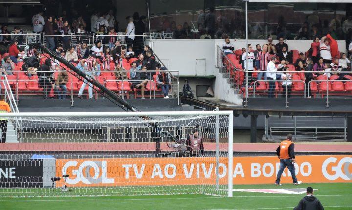Brasileirão 2018: Ouça os gols e entrevistas de São Paulo 1 X 1 Fluminense