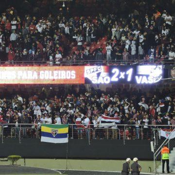 Brasileirão 2018 – 17ª Rodada – Gols de São Paulo 2 X 1 Vasco da Gama