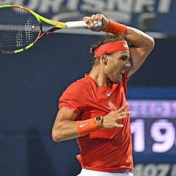 Tênis ATP: Nadal volta a mostrar força no piso sintético com o título em Toronto