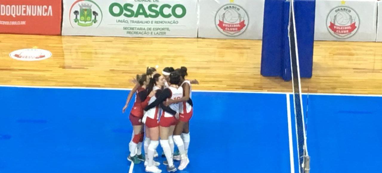 Paulista Feminino de Vôlei 2018: Ouça os momentos finais Osasco Audax 3 X 0 Renata Valinhos