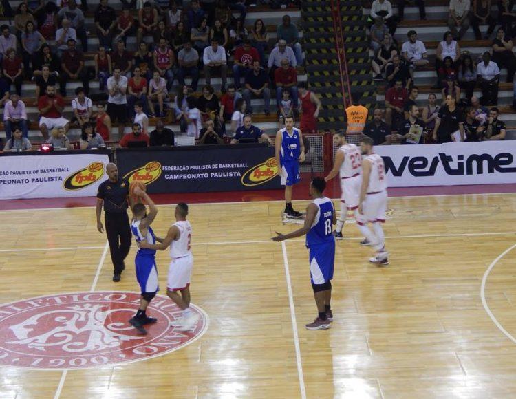 Paulista de basquete