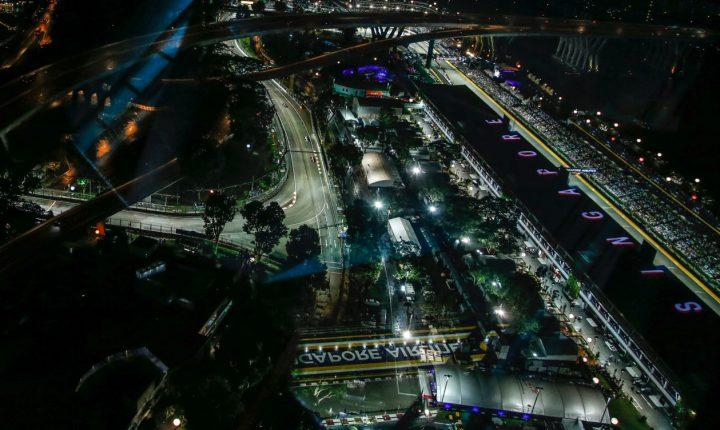 Especial Formula 1: GP de Cingapura