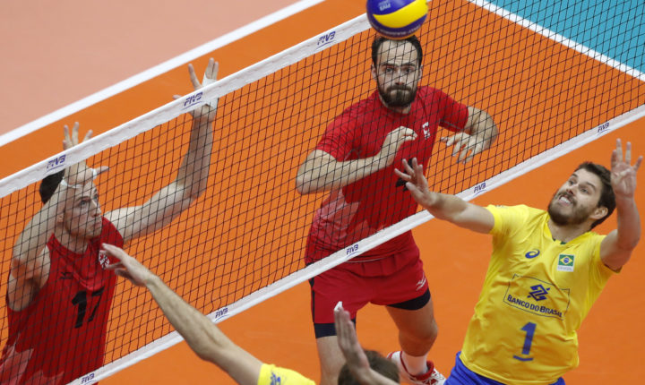 Boletim da Jornada do Vôlei: Vitória do Brasil sobre o Canadá no Mundial de Vôlei Masculino