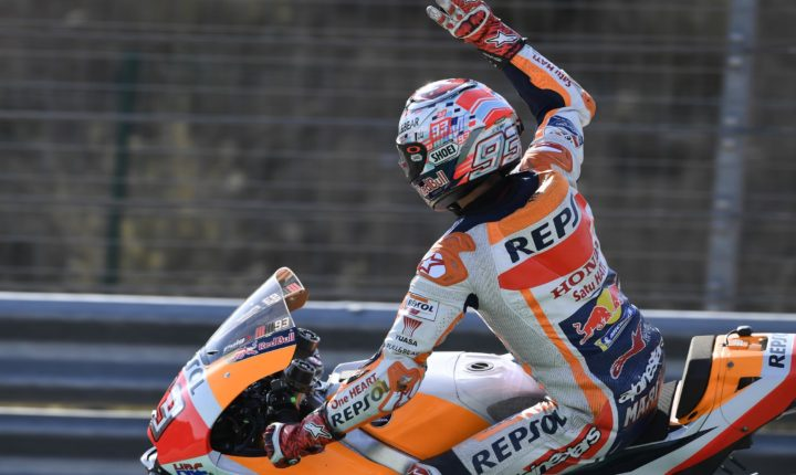 MotoGP: Em Aragão, Marc Márquez faz festa em casa com mais uma vitória e abre 72 pontos de vantagem na liderança
