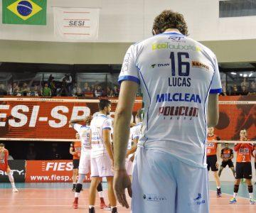 Paulista Masculino de Vôlei 2018 – Final: Ouça os momentos finais e entrevistas de SESI-SP X Taubaté