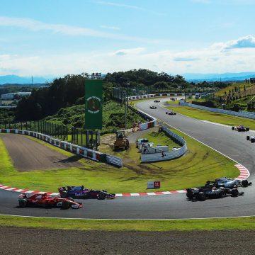 Clássicos da Fórmula 1: Grande Prêmio do Japão de 2003