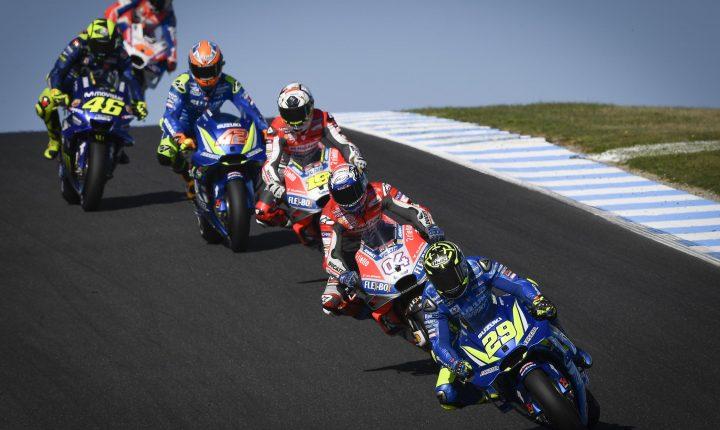 MotoGP: Na Austrália, Viñales vence e quebra jejum de vitórias da Yamaha