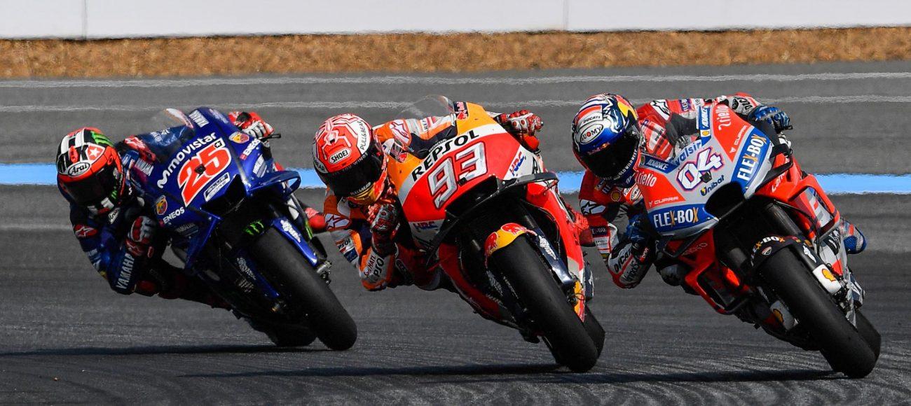 Boletim Polimotor – MotoGP 2018: Etapa de Tailândia