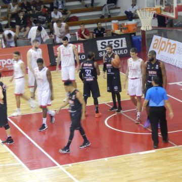 Paulista Masculino de basquete – Final – Jogo 2: Ouça as entrevistas pós-jogo e os momentos finais de Paulistano 69 x 77 SESI Franca