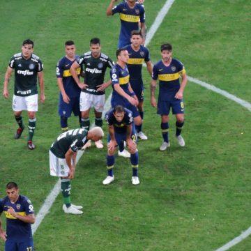 Libertadores 2018 – Semifinal: Ouça os gols e entrevistas de Palmeiras 2 X 2 Boca Juniors