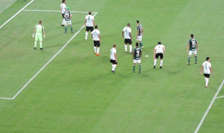 Brasileirão 36ª rodada: Ouça os gols e entrevistas pós jogo de Palmeiras 4 X 0 América-MG