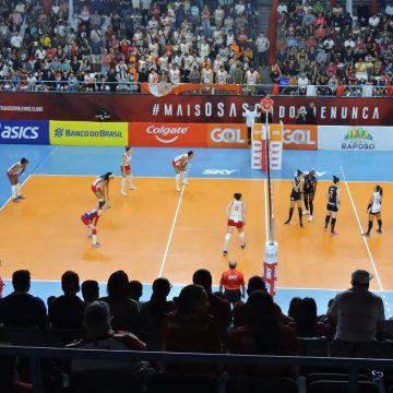 Superliga Feminina de Vôlei: Seis jogos movimentam a terceira rodada do returno nesta terça