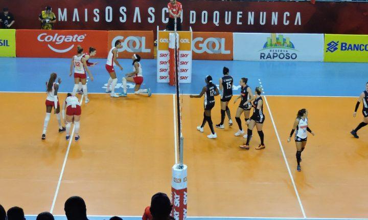 Superliga Feminina: Tudo o que rolou na 3ª rodada