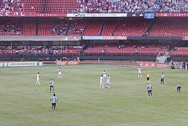 Brasileirão 2018 – 34ª rodada: Gols e entrevistas pós jogo de São Paulo 1 x 1 Gremio