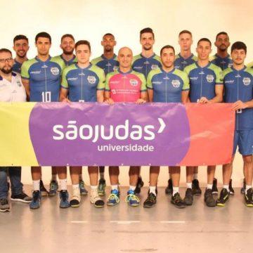 Reportagem: Estreante da Superliga Masculina, São Judas Voleibol nasce sob os valores da universidade