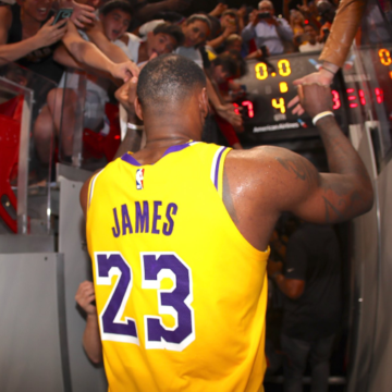 The King of Cleveland: LeBron James está de volta!