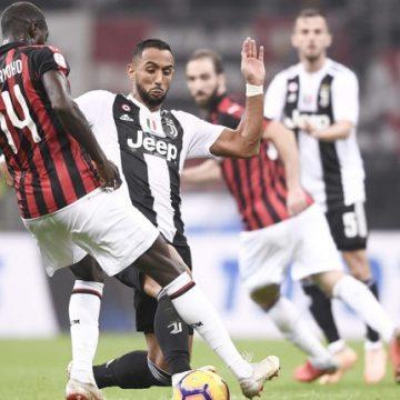Juventus vence clássico; Inter é goleada e Napoli assume vice-liderança do Italiano