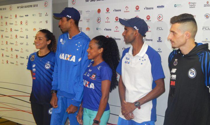 São Silvestre: Organização apresenta atletas da elite em entrevista coletiva