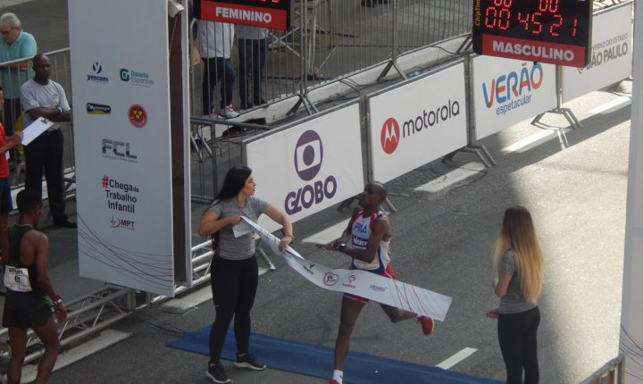 Atletismo: Africanos dominam a 94ª Corrida Internacional de São Silvestre