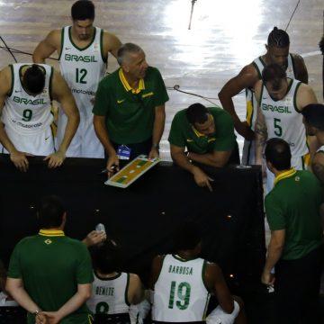 Brasil estreia contra Nova Zelândia no Mundial de Basquete