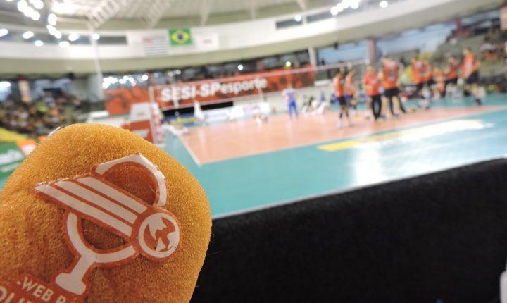 Décima quarta rodada da Superliga Masculina tem os favoritos vencendo