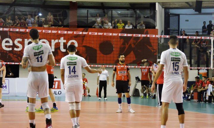 Superliga Masculina: As quartas de final vem aí!