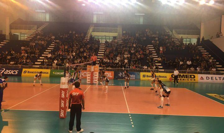 Superliga Feminina – 2018-2019: Ouça as entrevistas de São Cristóvão Saúde 1 X 3 Minas Tênis Clube