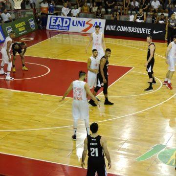 Show de Basquete: Ouça os momentos finais de Paulistano 82 X 78 Corinthians