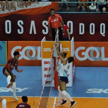 Osasco vence  e conquista sua terceira vitória consecutiva na Superliga