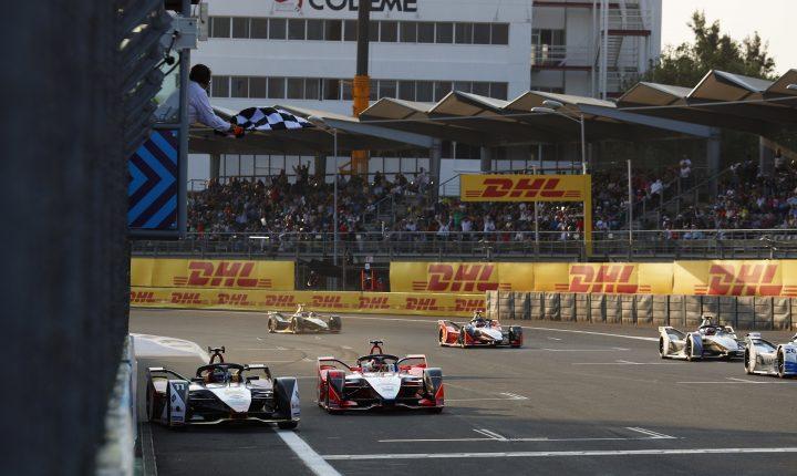 Fórmula E: Lucas di Grassi ultrapassa Wehrlein nos metros finais e vence no México