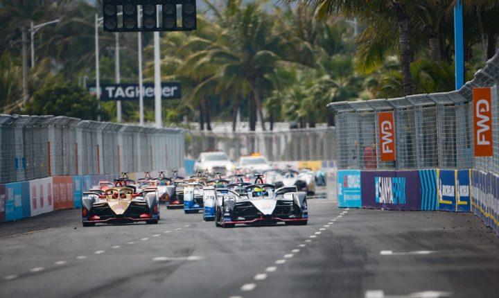 Fórmula E: No ePrix de Sanya, Vergne torna-se o sexto vencedor da temporada