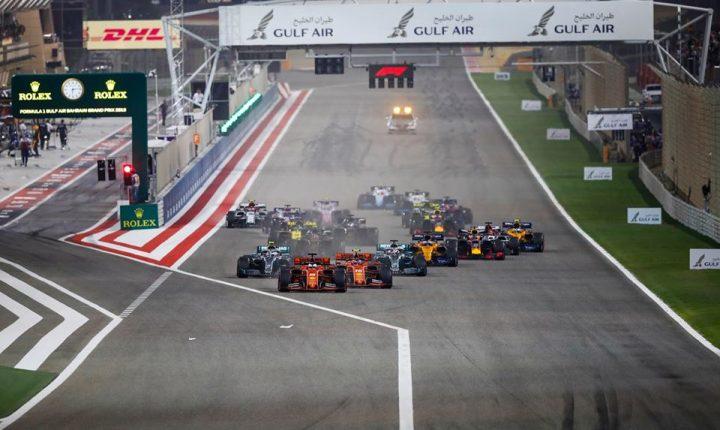 Fórmula 1: Azar de Leclerc, sorte de Hamilton