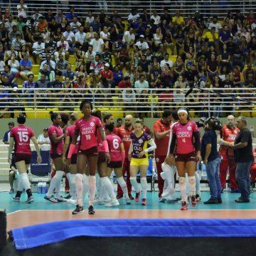 Superliga Feminina: Osasco recebe o Minas para o segundo confronto da semifinal