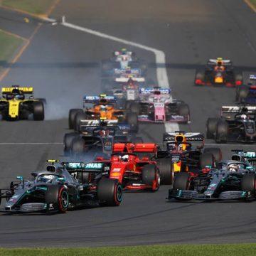 Fórmula 1: Mercedes vence, com Valtteri Bottas