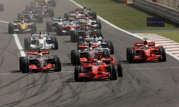 Clássicos da Fórmula 1: GP do Bahrein de 2007