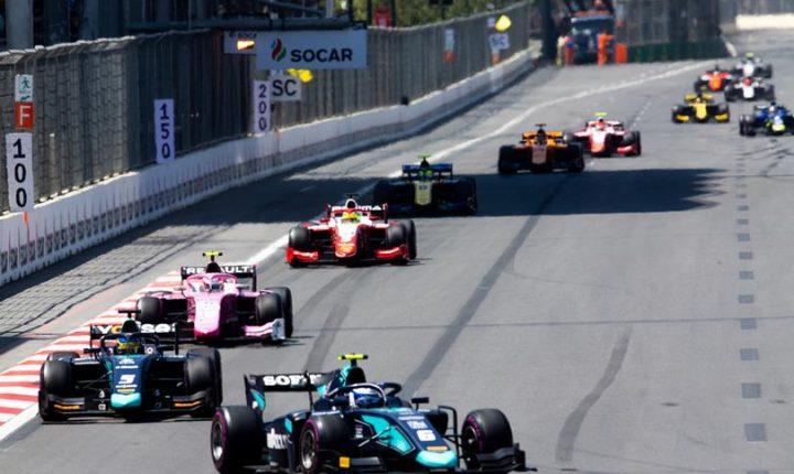 Fórmula-2: Jack Aitken e Nicholas Latifi vencem em Baku