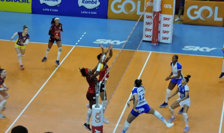 Superliga Feminina – 2018-2019 – Semifinal: Ouça as entrevistas de Osasco Audax 1 X 3 Itambé Minas
