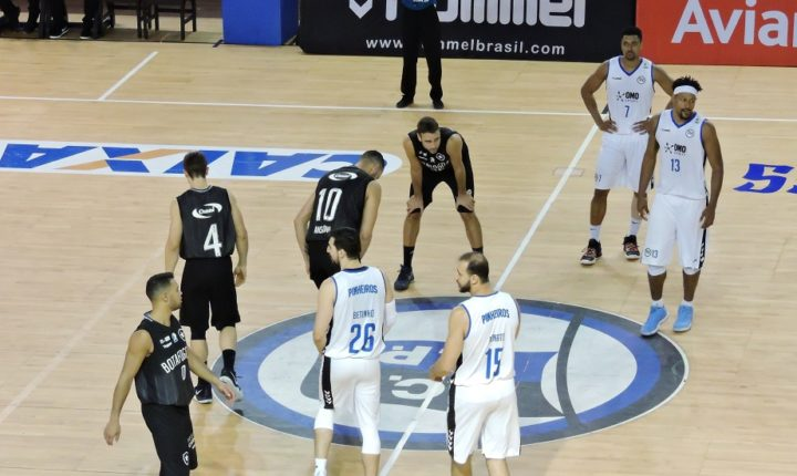 NBB 11 – 2018-2019 – Playoffs – Quartas de final – 3º jogo: Ouça os momentos finais de Pinheiros 89 X 64 Botafogo