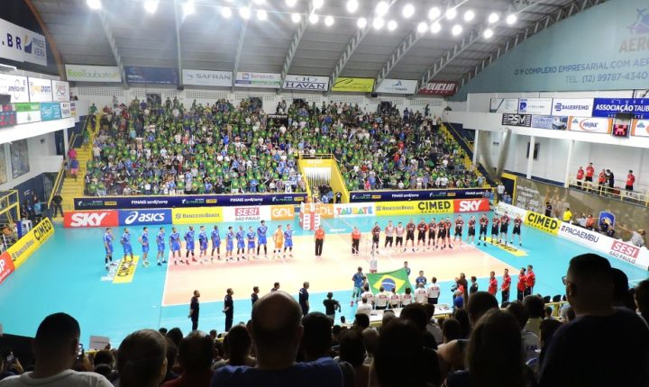 Doze equipes buscam o título da Superliga Masculina de vôlei 19/20 que começa neste sábado (09)