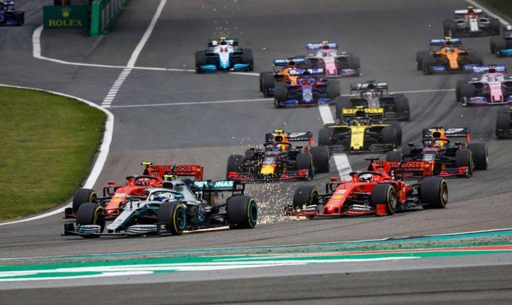 Fórmula 1: Mercedes mil, Ferrari zero