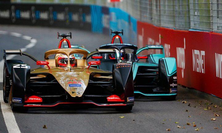 Fórmula E: Nas ruas de Berna, Vergne vence e fica perto do título