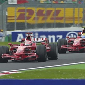 Clássicos da Fórmula 1: A vitória de Felipe Massa no GP da França de 2008