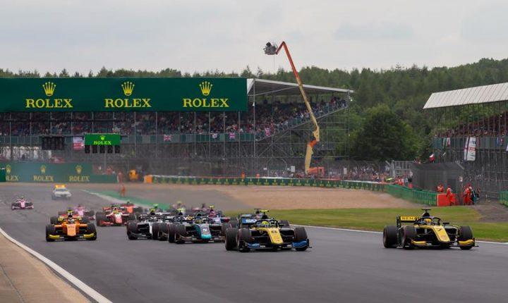 Sergio Sette Câmara e Pedro Piquet marcam pontos em Silverstone