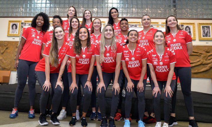 Osasco Vôlei apresenta equipe com novidades para a temporada 2019/20