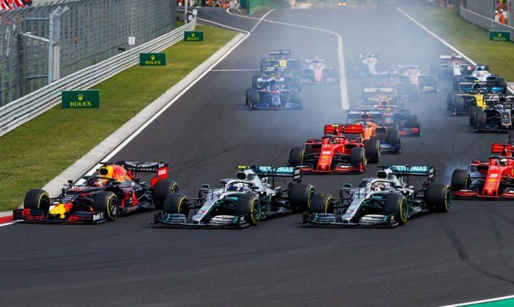 Hamilton dá show e vence Verstappen no final do GP da Hungria