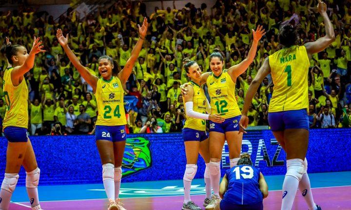 Em busca do título inédito da Copa do Mundo de Vôlei feminino, Brasil estreia contra Sérvia