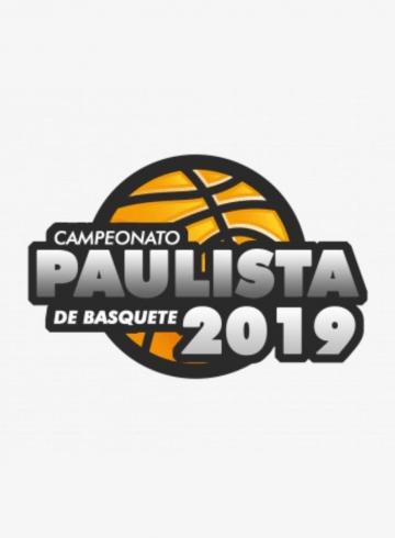 Paulista de Basquete 2019 – São Paulo x Pinheiros – Ginásio do Morumbi