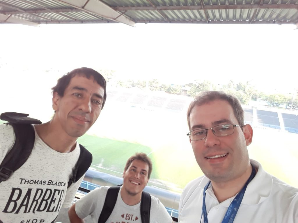 Corinthians X Flamengo - Semifinal do Brasileirão Feminino 2019
