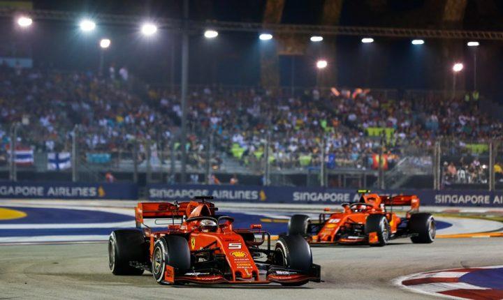 No GP de Singapura, Sebastian Vettel vence após 392 dias sem vencer na Fórmula 1