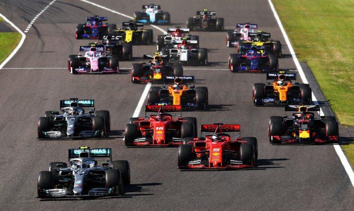 No GP do Japão, Bottas vence e Mercedes é campeã de construtores